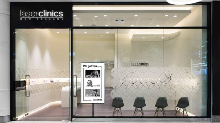 The beauty industry is in growth stage and Laser Clinics New Zealand are offering new clinic locations around New Zealand.