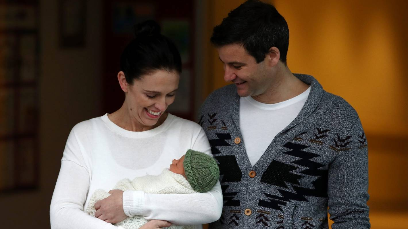 The important legacy of Prime Minister Jacinda Ardern having a baby while in office