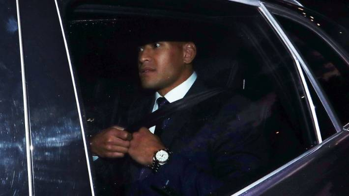 Israel Folau's code of conduct hearing set to resume