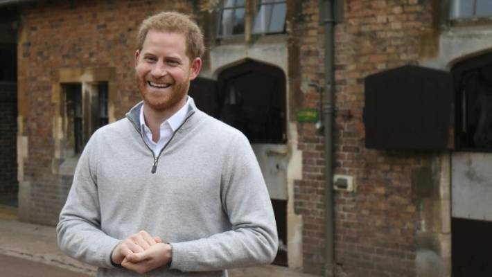 Royal style: the special significance behind Prince Harry's dad jumper