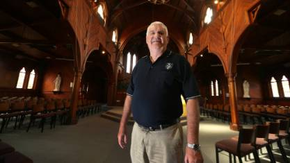 Sudden death of much-loved priest shocks the Marlborough Catholic