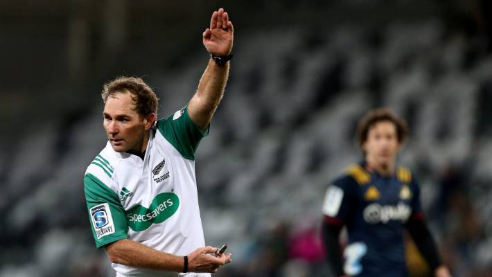 SA refs Peyper and Jonker to officiate in Japan Rugby World Cup
