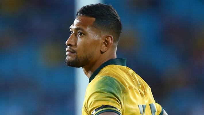 Folau found to have committed high-level code of conduct breach