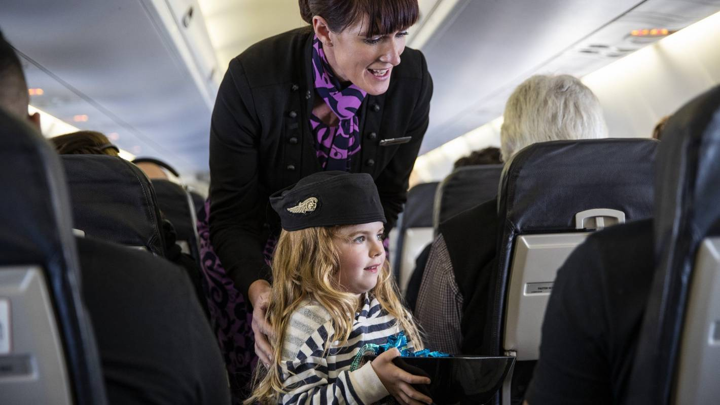 Just how many Air New Zealand lollies should you grab?