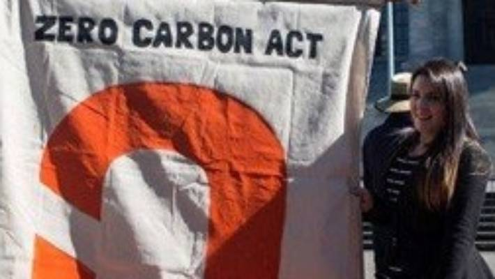 New Zealand introduces climate bill to become carbon neutral