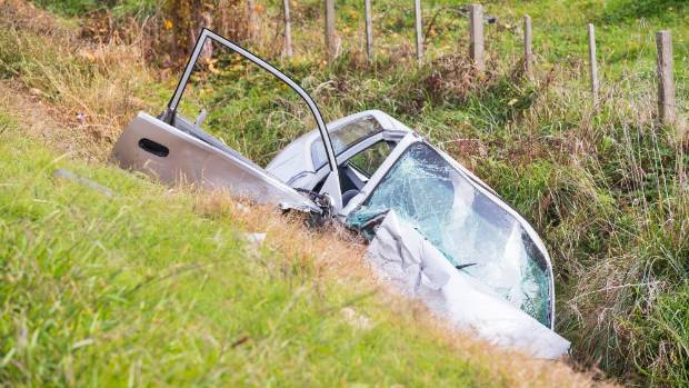 Girl killed while driving to school in double fatal crash