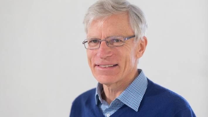 Scientist Roger Hanson