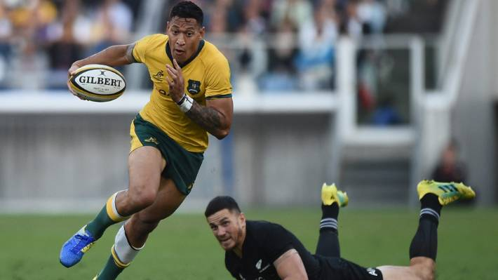 Folau says it would be 'Satan's work' to back down