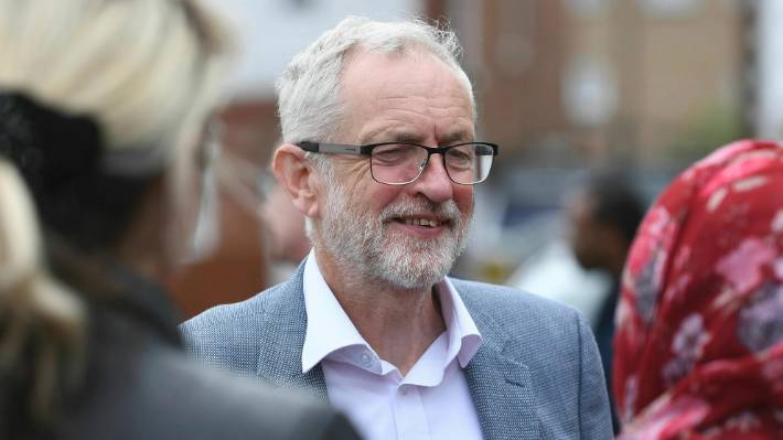 Corbyn tells May - Move your Brexit red lines
