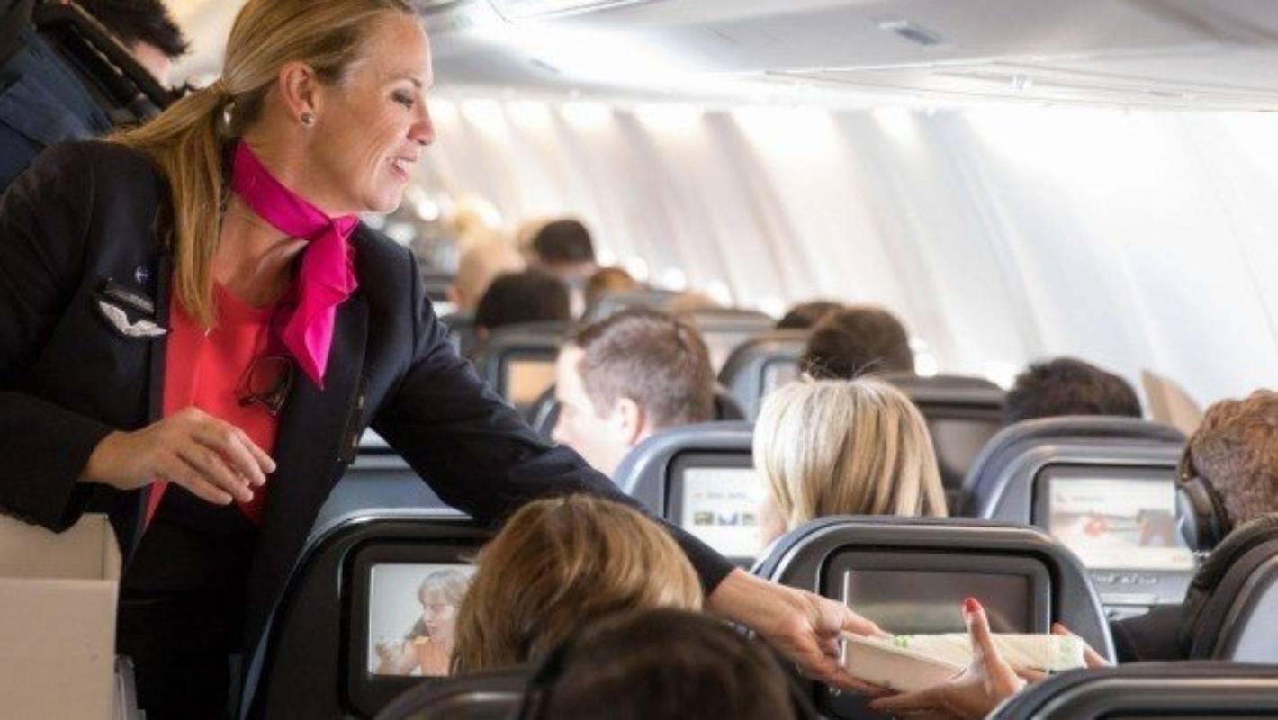 Qantas zero waste flight takes off in Australia   Stuff co nz