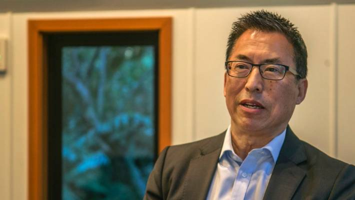 Victim Support chief executive Kevin Tso has overseen the $10.7 million fund.