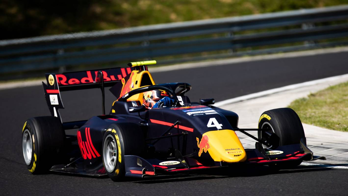 Formel 3 Livestream