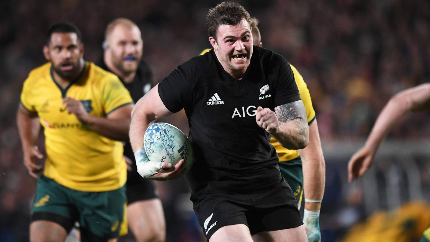 Rugby World Cup watch: Can Liam Squire keep his All Blacks No 6 jersey?