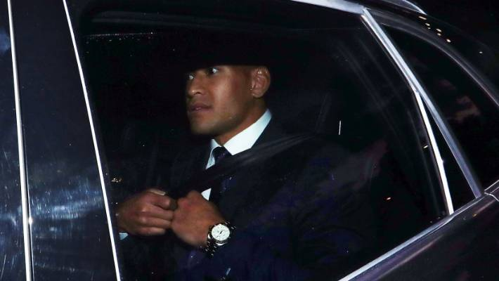 Folau 'anti-gay' hearing begins in Sydney