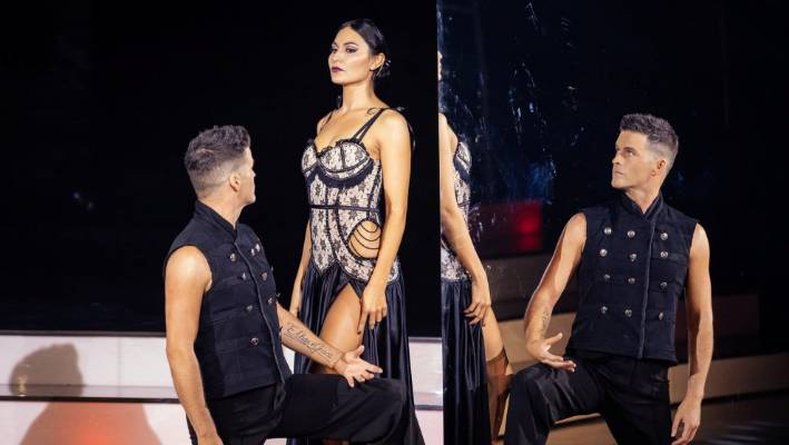 Celebrity Health: Nadia Lim has been battling bronchitis this past week while preparing for her next performance on Dancing with The Stars.