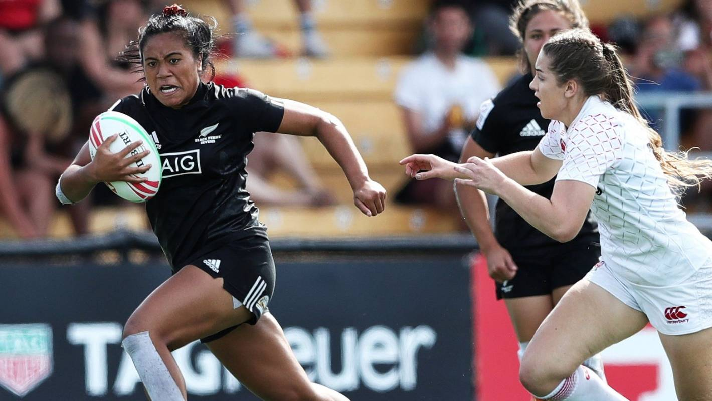 3418b758505dc6 New Zealand women s sevens to face Spain in Canada Sevens quarterfinals