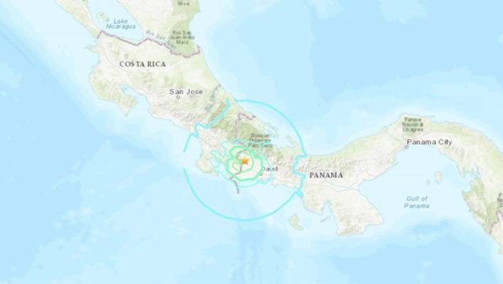 Further Quakes in PNG: Strong 6.1 magnitude earthquake hits Panama: USGS