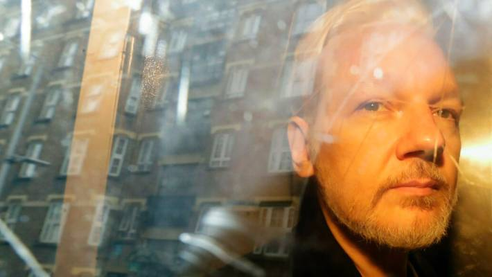 Sweden reopens rape probe against Julian Assange
