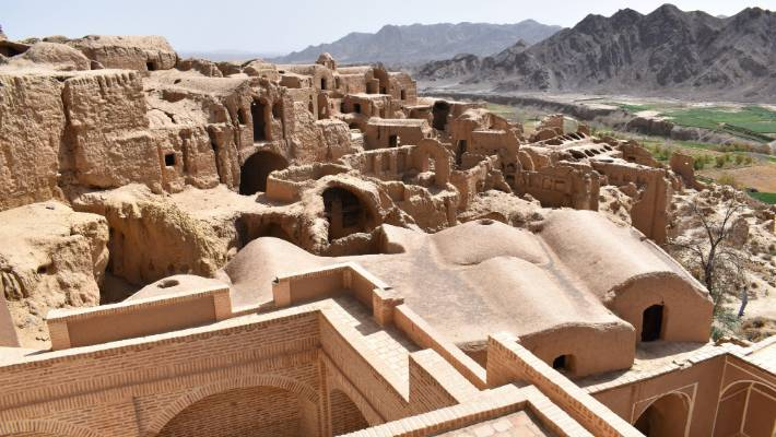 Inside Kharanaq: The 1000-year-old ghost town set to become Iran's newest World Heritage Site