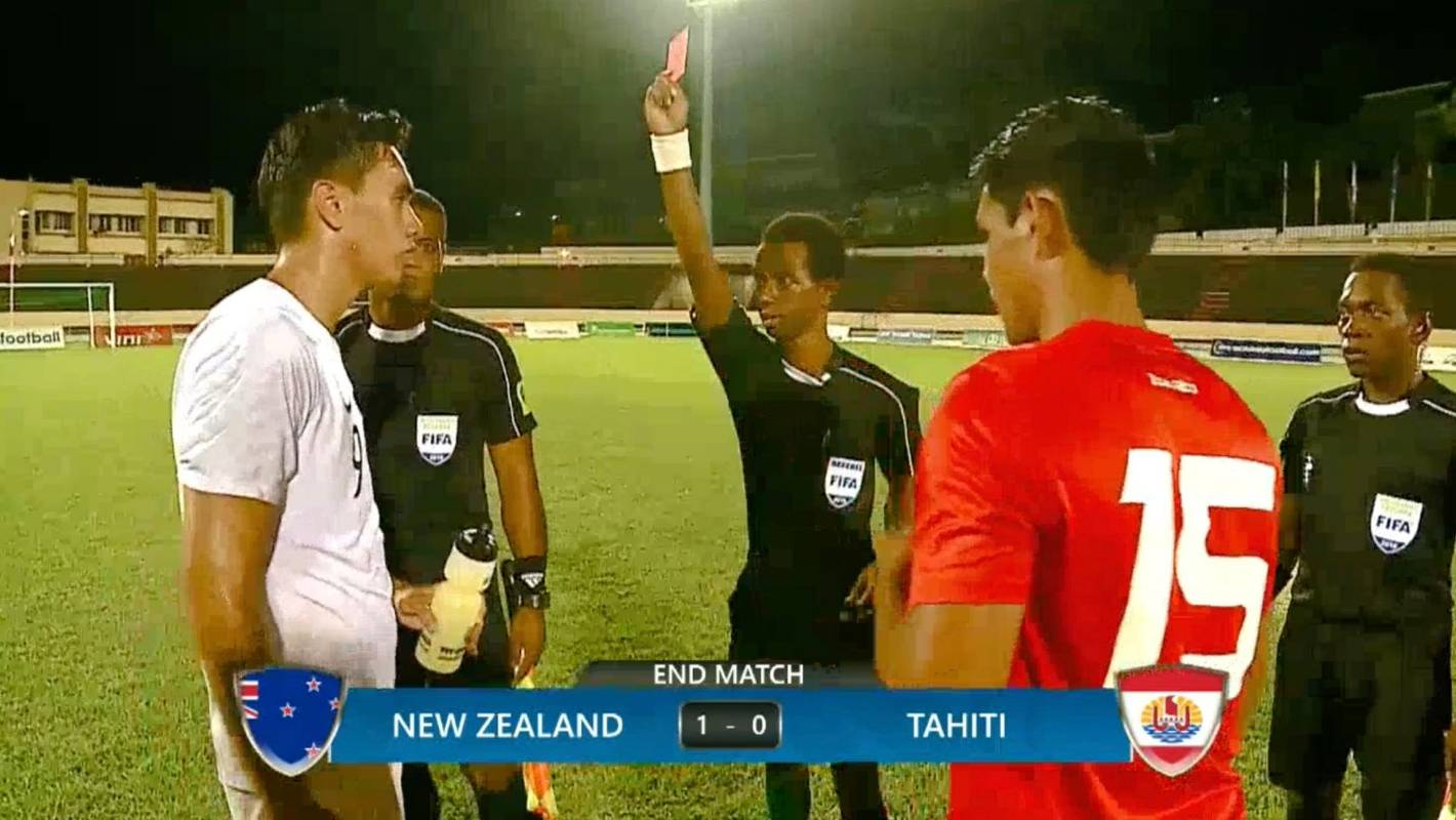 Ban no barrier to Kiwi striker Max Mata making Fifa Under-20 World