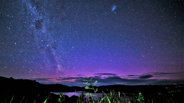 Southern lights, Aurora Australis, likely to light up night