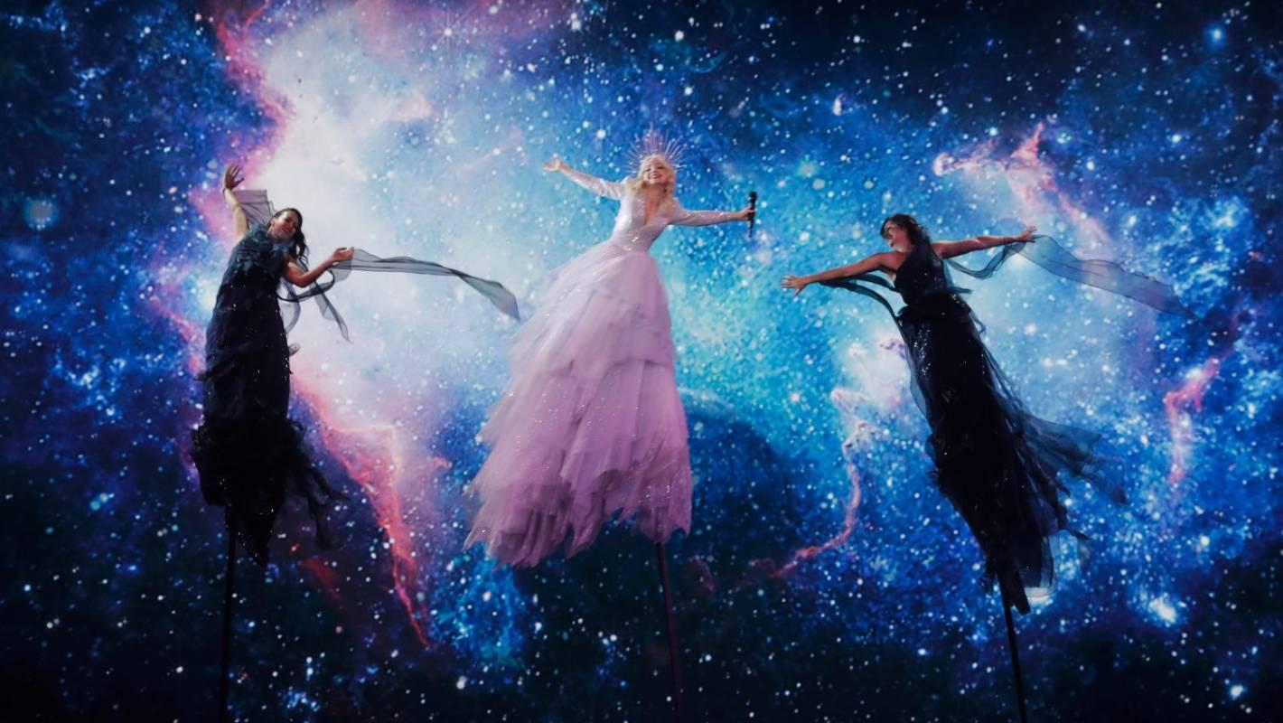 Australia into Eurovision final