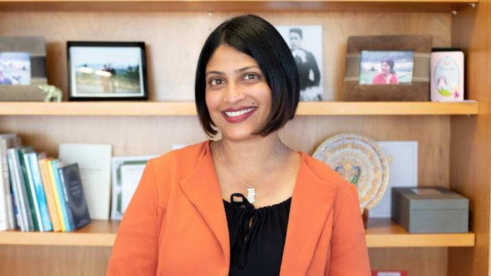 Labour list MP Priyanca Radhakrishnan