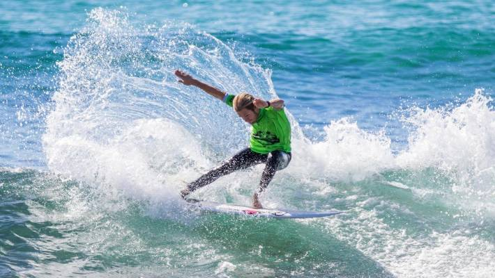 New Zealand surfer Billy Stairmand riding wave of success he hopes can take him to top