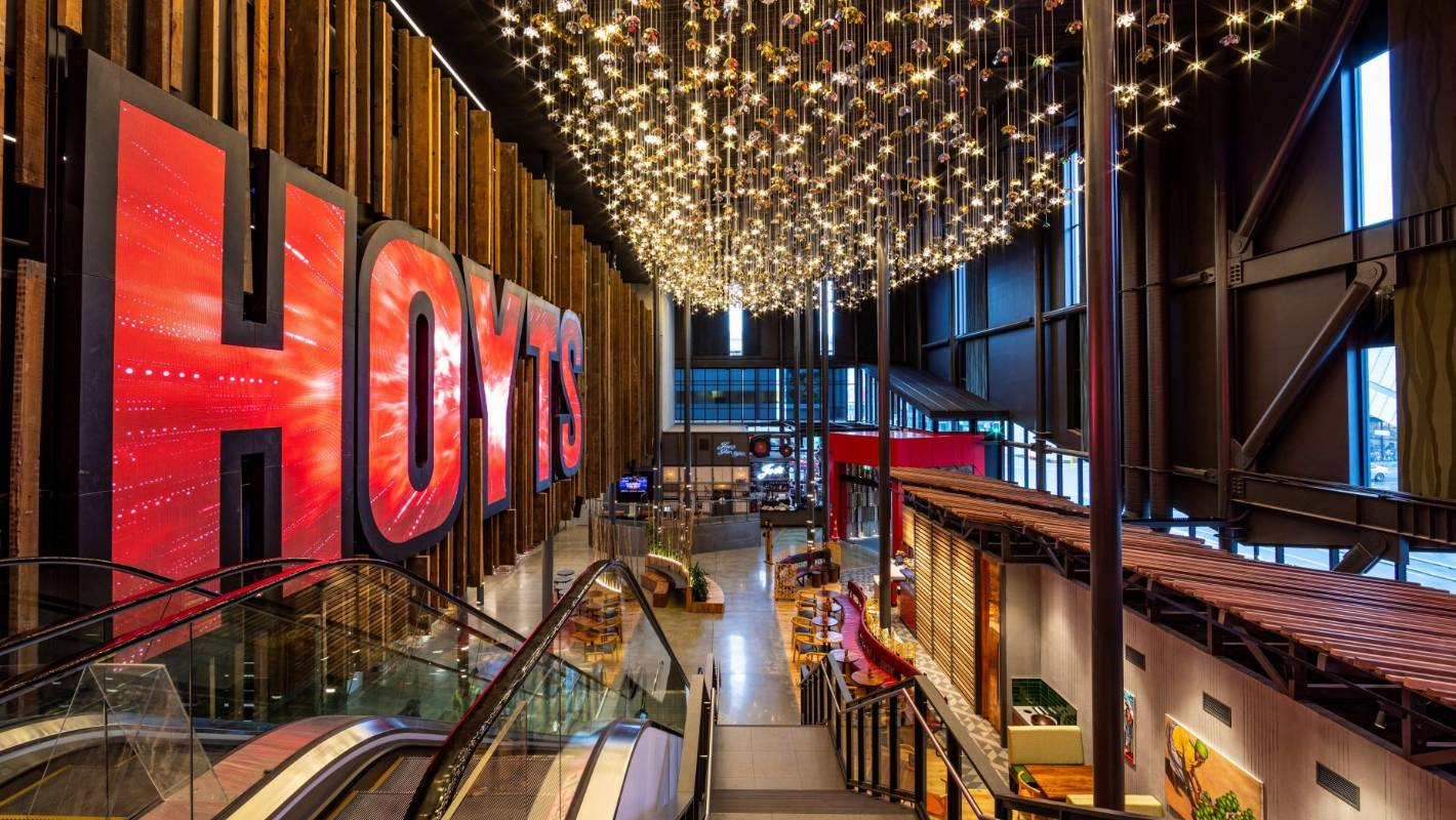 Hoyts warns moviegoers of fake Facebook page asking for personal details