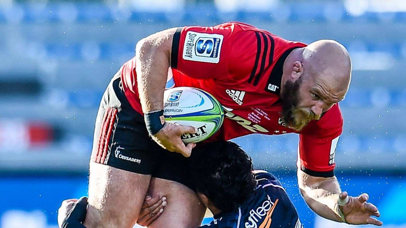 Super Rugby: Injured All Blacks prop Owen Franks' return expected to be delayed