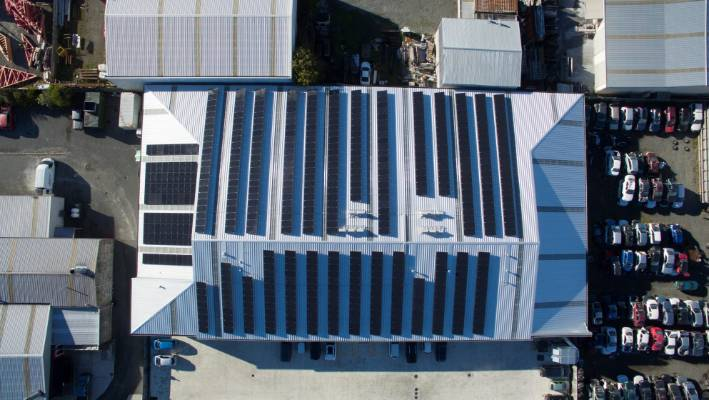 The Sustainable Energy Association NZ is seeing increasing interest in medium to large commercial solar systems.