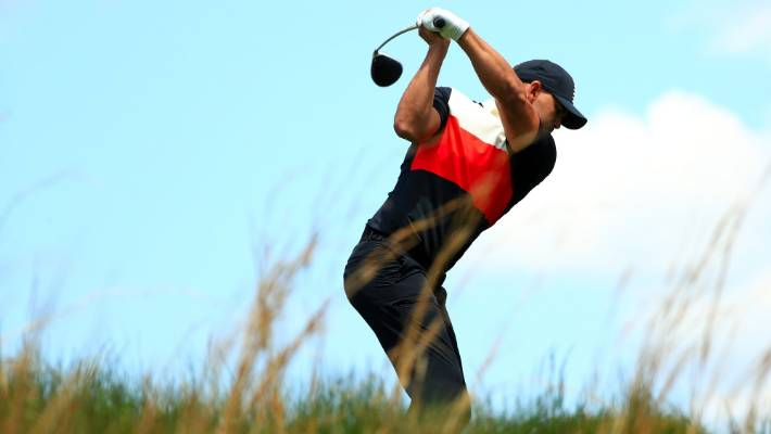 I just didn't keep it together at the end, says Tiger Woods