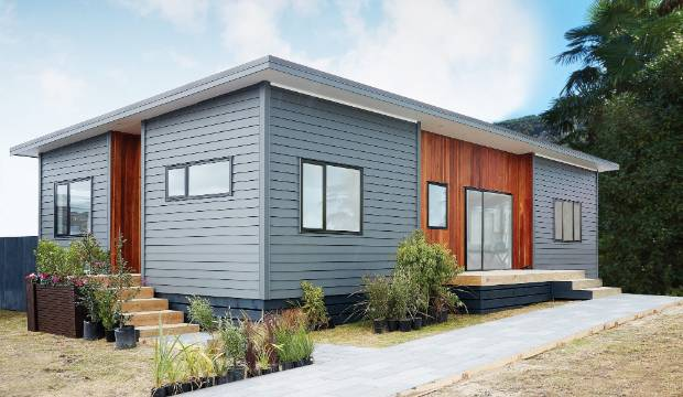 Flat-pack homes: 'They were supposed to be a side business'