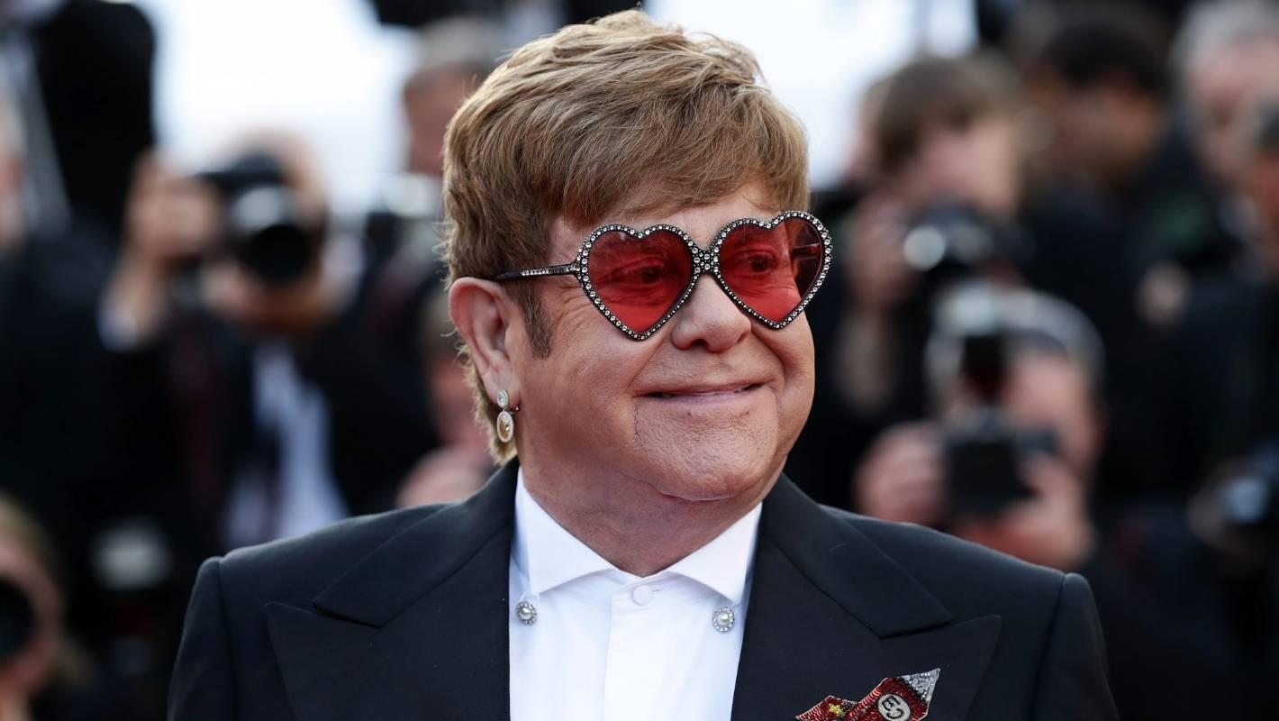 Elton John and Rocketm...