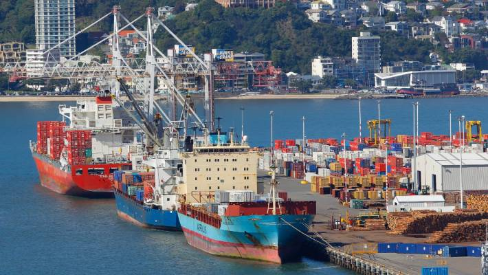 International shipping from New Zealand isn't counted in its emissions reporting.