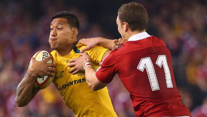Owens: Folau's sacking the correct decision