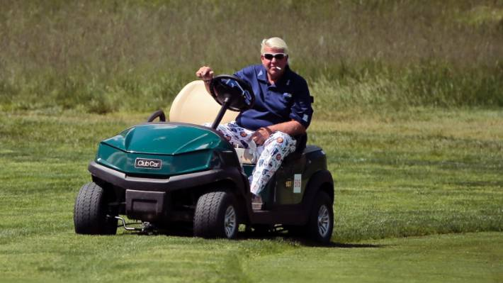 Open officials considering letting Daly use buggy at Royal Portrush