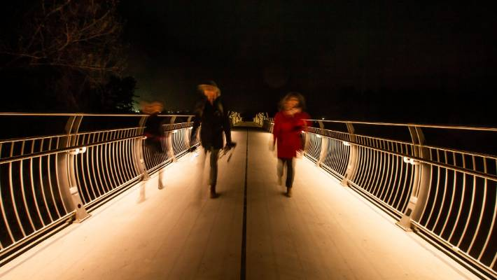 Opening date announced for Palmerston North walking and cycling bridge