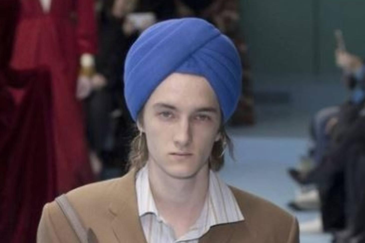 8bbb0a1adb1 'Not a cute fashion accessory': Gucci's $1200 'Indy Full Turban' draws  backlash