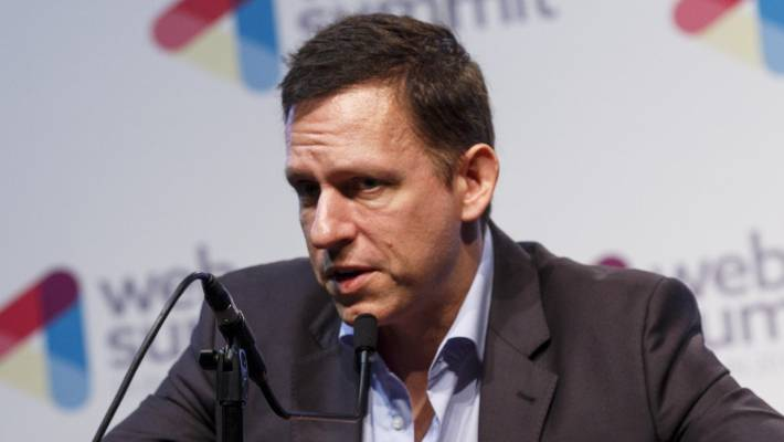 Peter Thiel and his San Francisco venture capital firm have invested in Narrative's seed funding round.