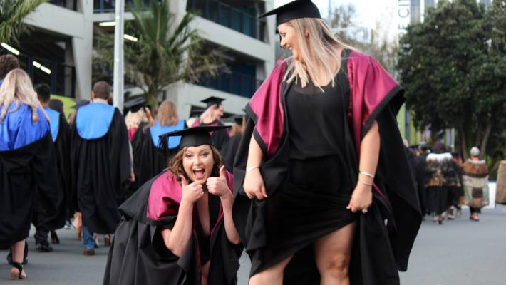 Taranaki graduates told to prepare for jobs which don't yet exist