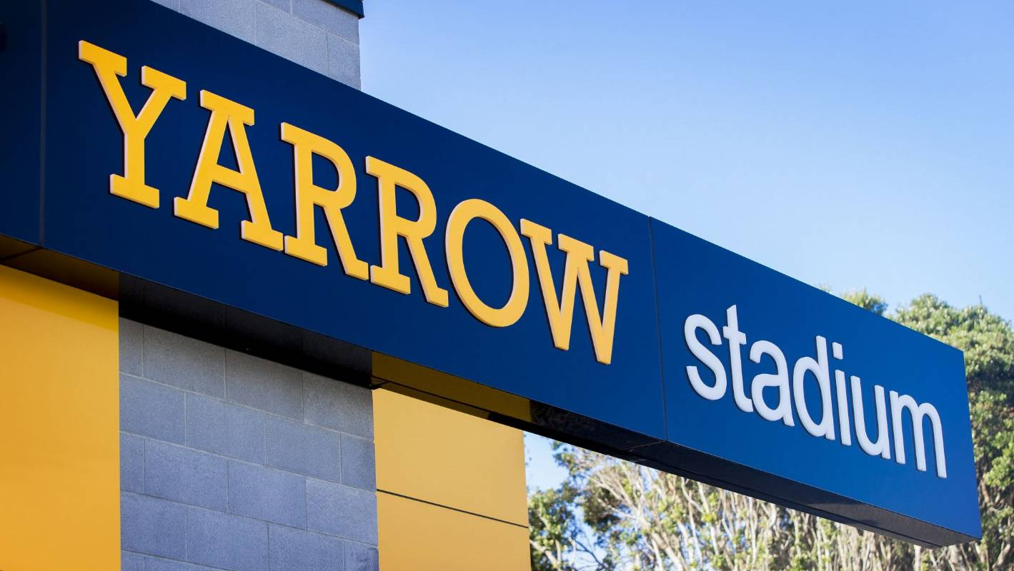 Yarrow Stadium to undergo $50m repair and upgrade