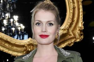 Lady Kitty Spencer, 28, has just gone public with her romance with her 60-year-old boyfriend.