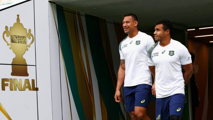 Israel Folau opts not to appeal Rugby Australia sacking