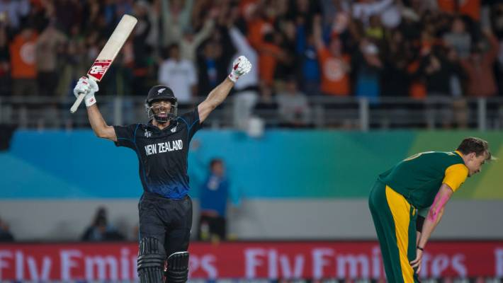 Cricket World Cup New Zealand S History Of Semifinals