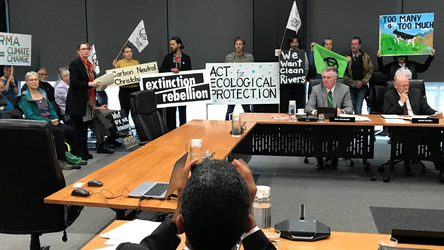 No plans for Waikato Regional Council to declare climate emergency