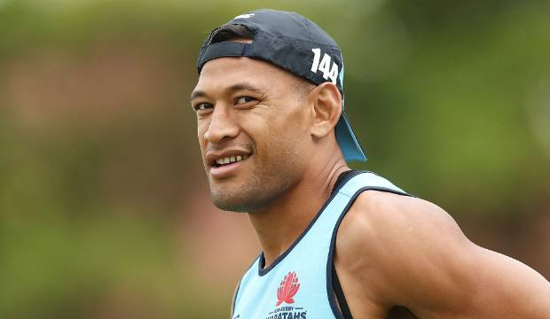 Restaurant roasts Israel Folau by donating his payment to Rainbow Youth