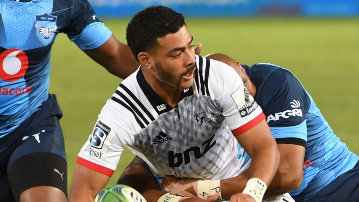 All Black Richie Mo'unga accused of spitting beer on woman ...