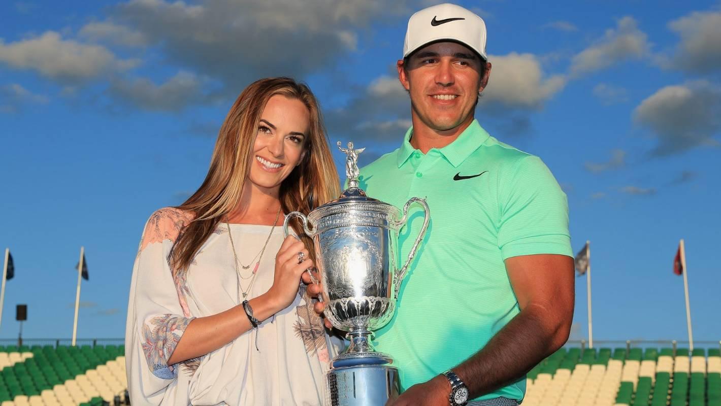 Meet Jena Sims, girlfriend to Brooks Koepka and golf's new