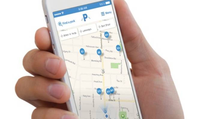 Spark among investors adding $4 6m to parking app Parkable